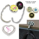 Magnetic Purse Hanger - Round Or Heart Shaped