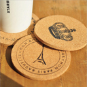Original Cork Drink Coaster