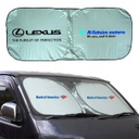 Magic Foldable Sunshade - Rectangle