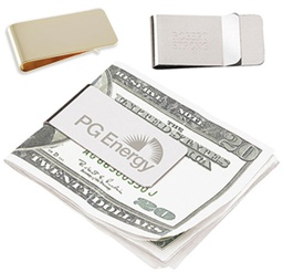 [MC3004] Stainless Steel Executive Money Clip