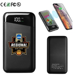 [PWB5680] Hercules 10,000mAh Power Bank and QI Wireless Charger 2-in-1