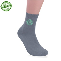 [CS7979] Custom Bamboo Fiber Tube Socks - DTG Printing