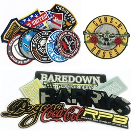 [EP5556] Custom Embroidered Patch