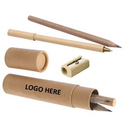 [EP0818] Eco Friendly Pen And Pencil Set